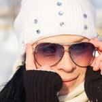 Chrońmy zimą wzrok przed słońcem