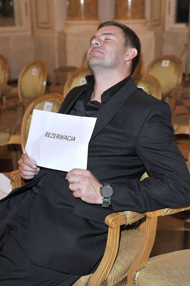 Chrrrrr... /Baranowski /AKPA