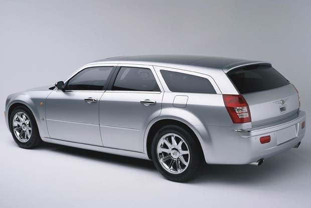 Chrysler 300C Touring Concept (kliknij) /INTERIA.PL