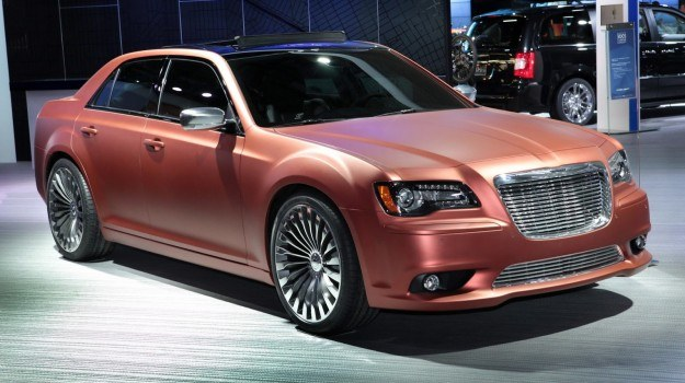 Chrysler 300S Turbine Edition /Newspress