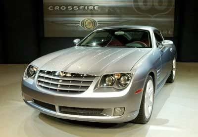Chrysler Crossfire (kliknij) /INTERIA.PL