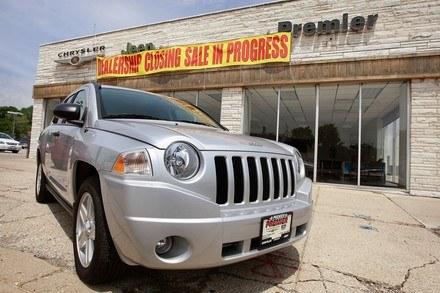 Chrysler dla Fiata? /AFP