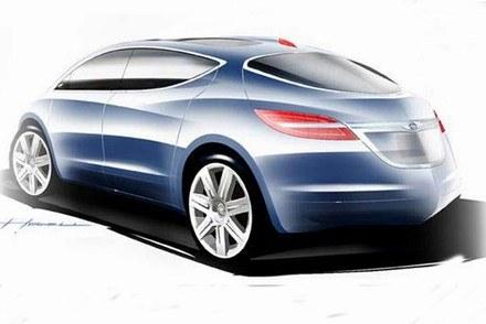 Chrysler ecovoyager / Kliknij /INTERIA.PL