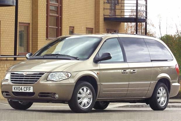 Chrysler Grand Voyager (kliknij) /INTERIA.PL