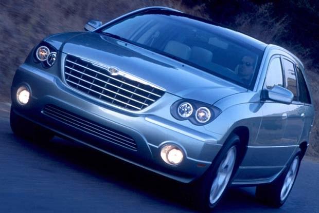 Chrysler Pacifica (kliknij) /INTERIA.PL