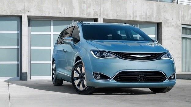 Chrysler Pacifica /Chrysler