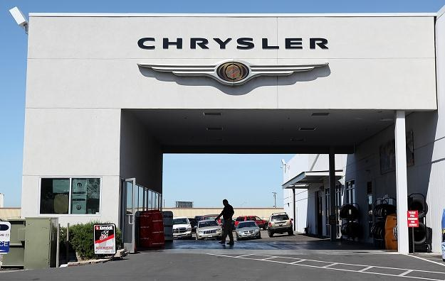 Chrysler przestaje być amerykański, a staje się włoski... /AFP