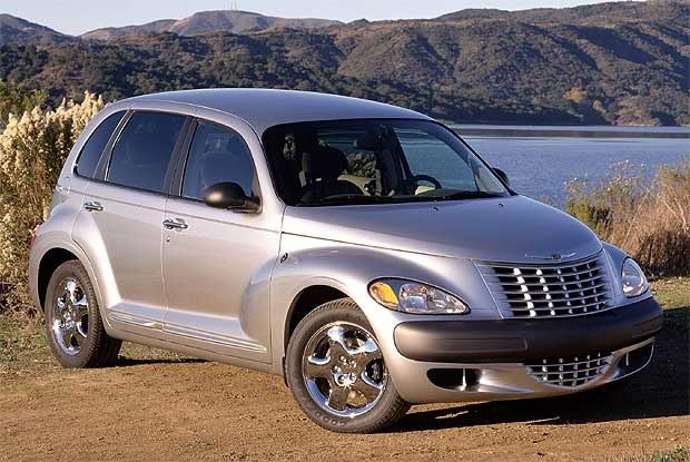 Chrysler PT Cruiser (kliknij) /INTERIA.PL