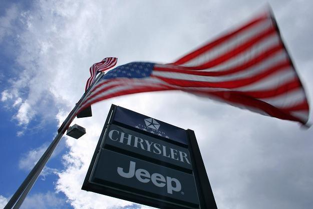 Chrysler radzi sobie coraz lepiej /AFP