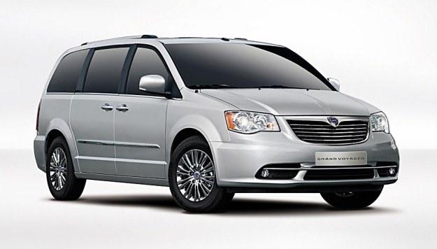 Chrysler, tzn... fiat grand voyager /