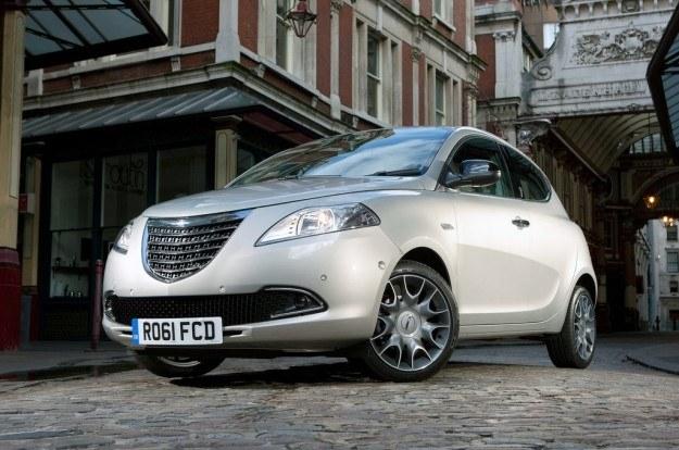 Chrysler ypsilon /