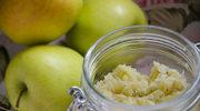 Chrzan z tartym jabłkiem