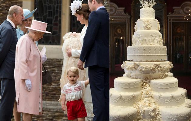 Chrzciny księżniczki Charlotte /Chris Jackson /Getty Images