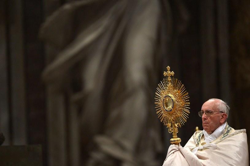"""""""Chrześcijanin nie może być antysemitą"""" /AFP"""