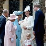 Chrzest córki księżnej Kate i księcia Williama