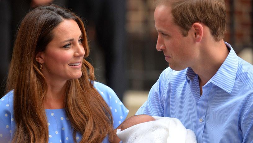 Chrzest księcia George'a odbędzie się 23 października. /AFP