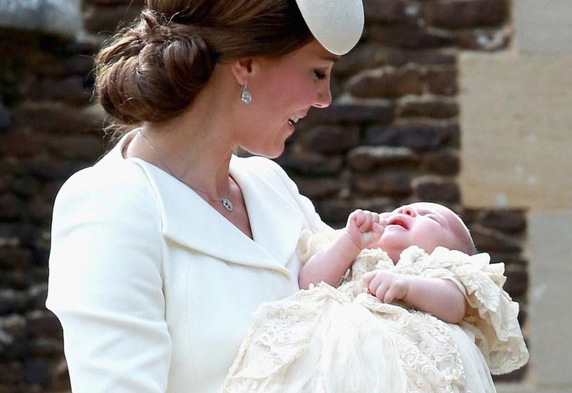 Chrzest księżniczki Charlotte /East News