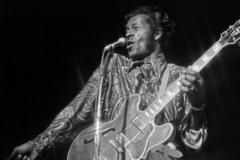 Chuck Berry na archiwalnych zdjęciach