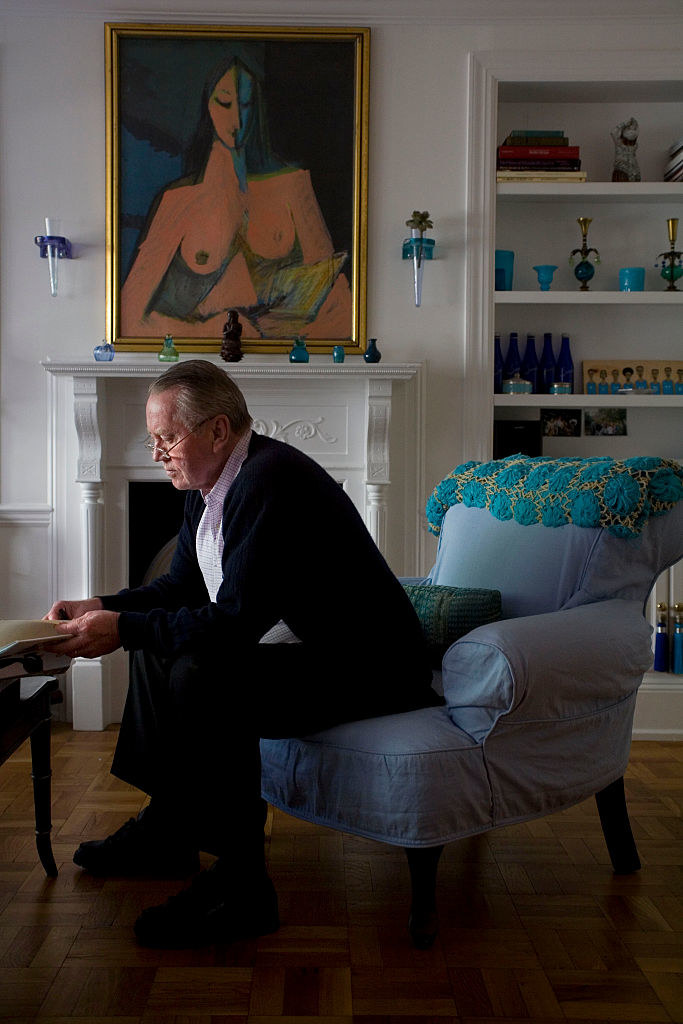 Chuck Feeney rozdał w sumie około osiem miliardów dolarów /Liz O. Baylen/Los Angeles Times  /Getty Images