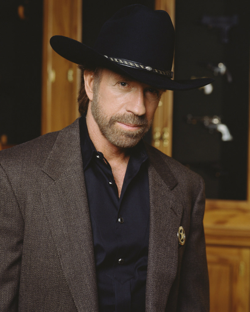 Chuck Norris jako Cordell Walker /CBS Photo Archive  /Getty Images