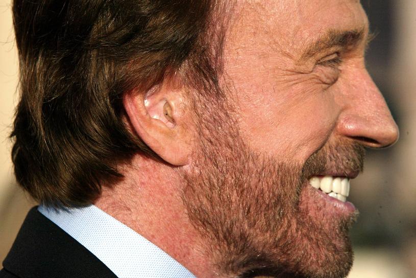 Chuck Norris /Frazer Harrison /Getty Images