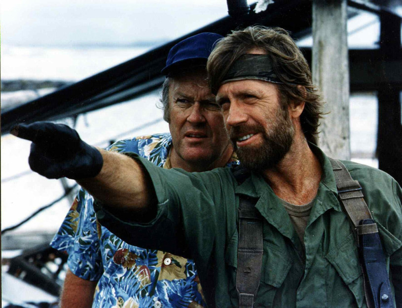 Chuck Norris /East News