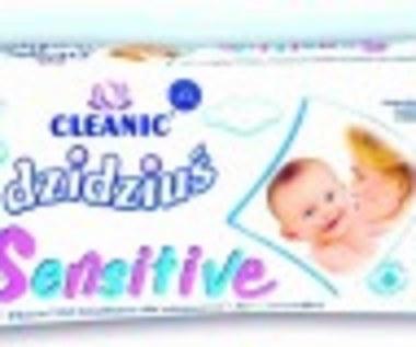 Chusteczki dla niemowląt
