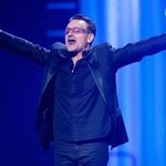 Chwile grozy Bono