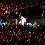 Chwile grozy podczas koncertu Beyonce (wideo)