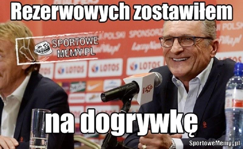 Chyba tak... /Sportowememy.pl