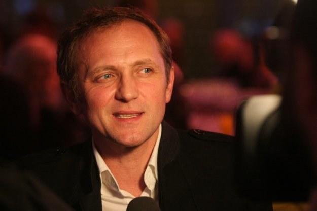 Chyra przyznał, że przygotowania do grania po francusku zajęły mu ponad rok/fot.Tomasz Radzik /Agencja SE/East News