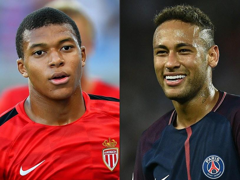 Ci dwaj gracze sprawili, że PSG wydało na wzmocnienia najwięcej na świecie /AFP