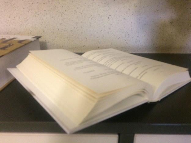 Ci, którzy złamią przepisy, mają za karę czytać książki, oglądać dzieła sztuki i spektakle /Archiwum RMF FM