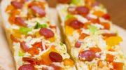 Ciabattowa pizza