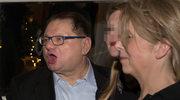 """Ciąg dalszy """"afery chodnikowej"""". Partnerka zostawiła Ryszarda Kalisza przez nową kobietę?!"""