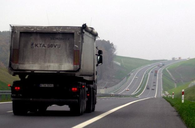 Ciągłość autostrad jest w Polsce niezagrożona. Fot. M. Lasyk /Reporter