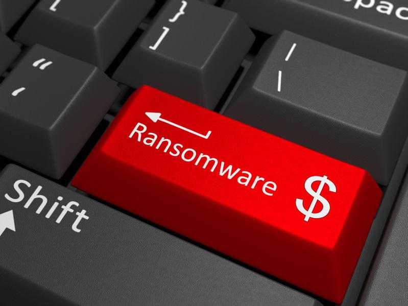 """""""Ciągły wzrost powszechności ransomware wyraźnie wskazuje na skuteczność tego typu działań"""" /123RF/PICSEL"""