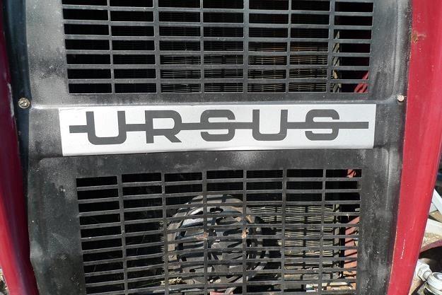Ciągnik Ursus C-360. Fot. WOJTEK LASKI /Agencja SE/East News
