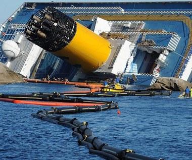 Ciała zaginionych mogą wypłynąć, gdy statek będzie w pionie