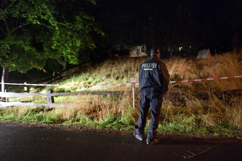 Ciało 17-latki znaleziono w okolicy Lampersdorf /ARNO BURGI /PAP/EPA