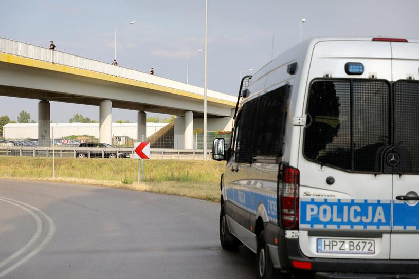 Ciało chłopca zostało znalezione w sobotę /Piotr Molecki/East News /East News