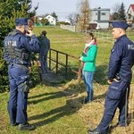 Ciało dziecka wyłowiono z potoku w Gliwicach. Policja szuka matki