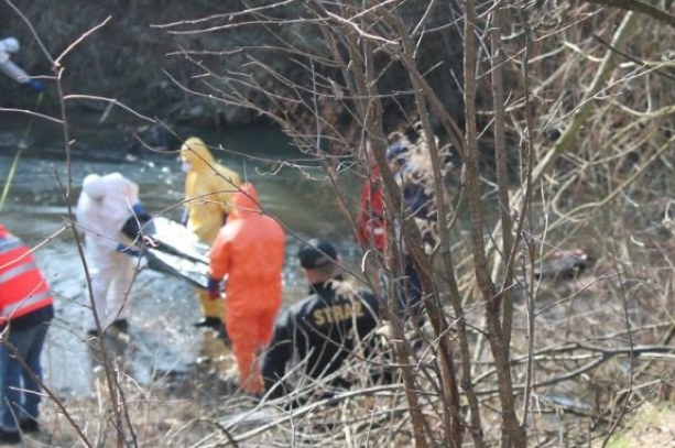 Ciało Grażyny Kuliszewskiej znaleziono w rzece Uszwica w Małopolsce /Policja /Archiwum RMF FM