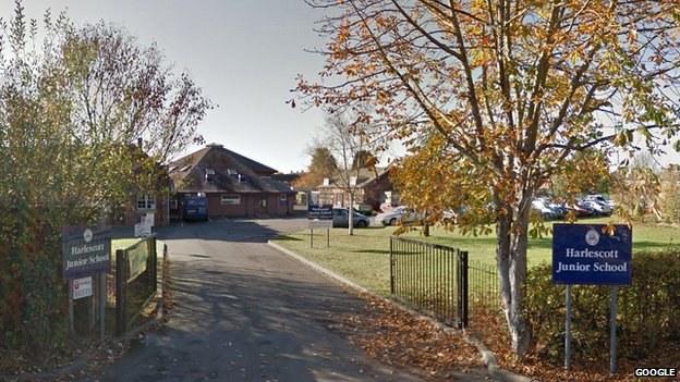 Ciało kobiety znaleziono na terenie szkoły Harlescott Junior School, zdj. ilustracyjne /Google/BBC /INTERIA.PL