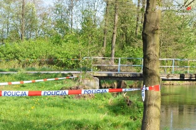 Ciało noworodka znaleziono 6 dni temu w pobliżu miejscowości Grabiec /Policja /