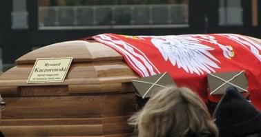 Ciało Ryszarda Kaczorowskiego złożono w Panteonie Wielkich Polaków
