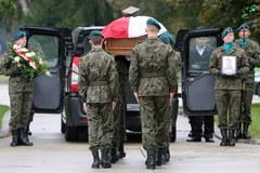 Ciało sierżanta poległego w Afganistanie wróciło do kraju