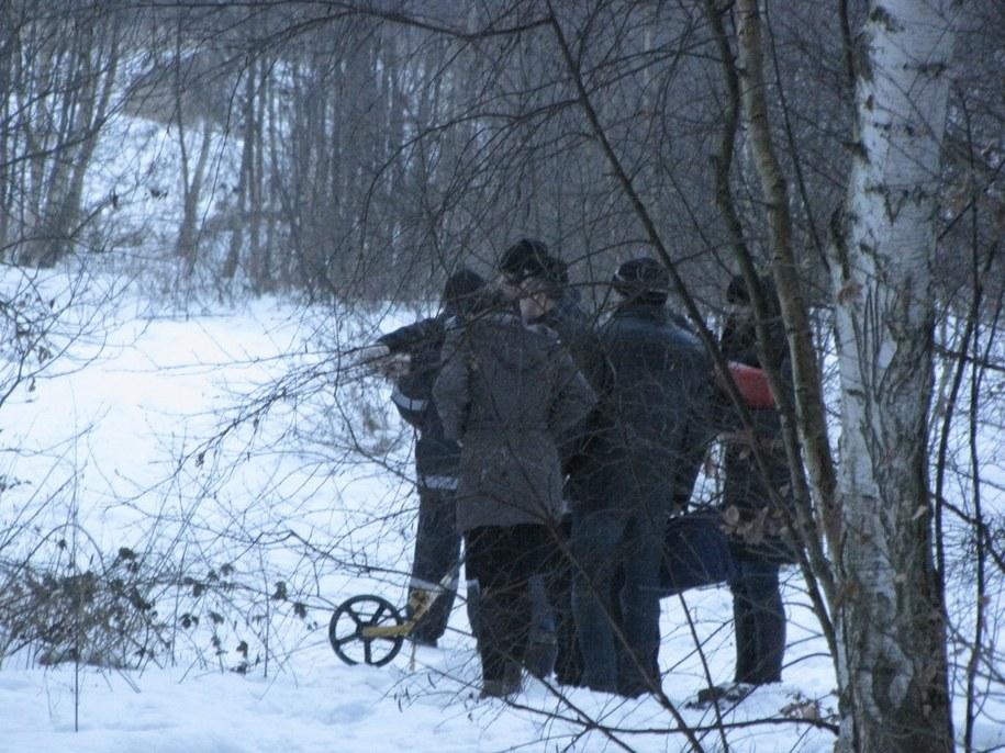 Ciało znaleziono 20 km od miejsca zaginięcia 14-letniej Eweliny /Tomasz Fenske /RMF FM