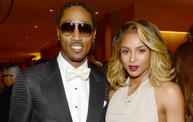 Ciara i Future rozstali się! /Larry Busacca /Getty Images