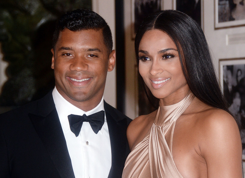 Ciara i Russell Wilson /Getty Images